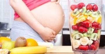 продукты для поднятие гемоглобина при беременности