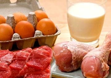 питание для повышения уровня гемоглобина